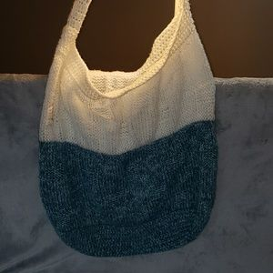 Handbags - Knitted/Crocheted Tote Bag